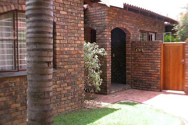 Palmetto Entrance