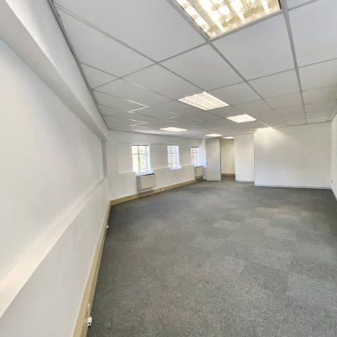 Building 31 - First Floor East Open plan