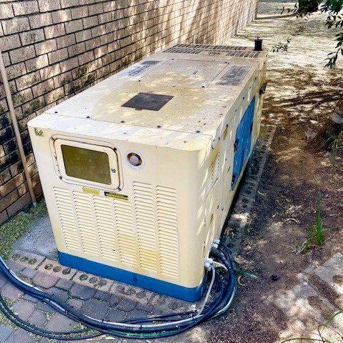 Building 31 - Generator