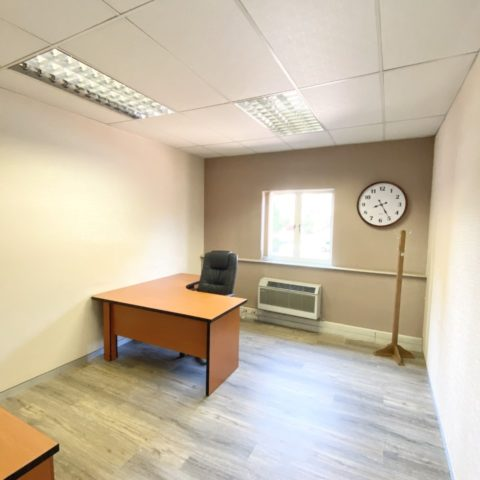 Furnished single office